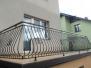 balustrady i kraty okienne