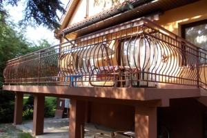 balustrada łódź, balustrady balkonowe, kraty okienne