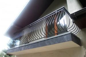 balustrada łódź, balustrada balkonowa, kraty okienne